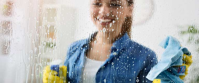 window cleaning special products