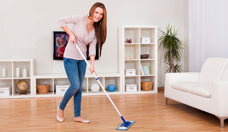 We are Loyal and Flexible House Cleaners