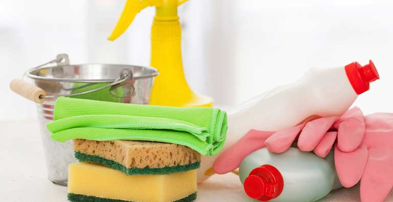 Do your cleaning with professional house cleaners in Northridge CA