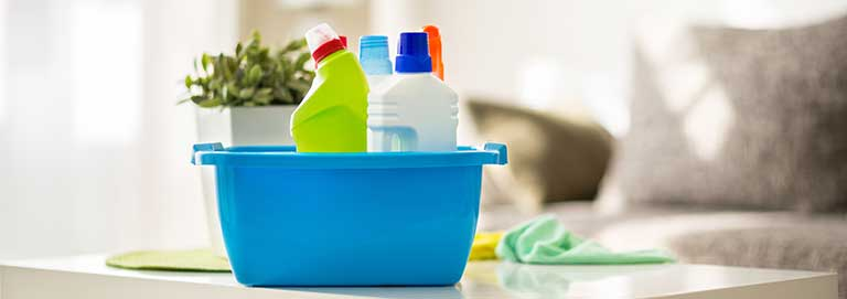 Get the best deep home cleaning services with our experts!