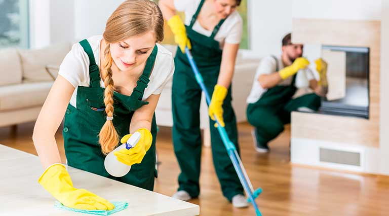 Great Work Ethic and Trustworthiness Make Us the Best Housekeepers