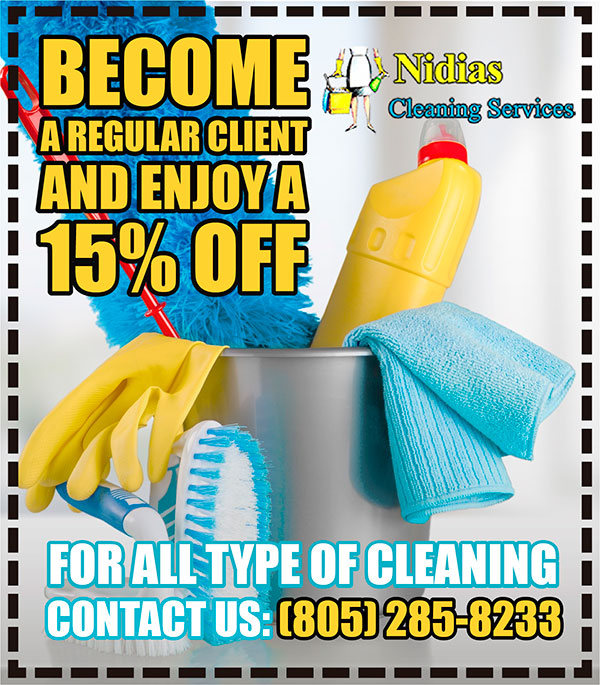 Move out Cleaning in Camarillo CA