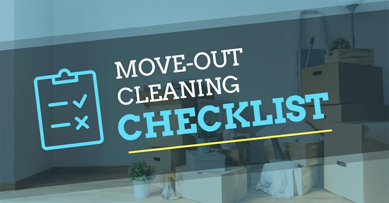 The Ultimate Move Out Cleaning Checklist