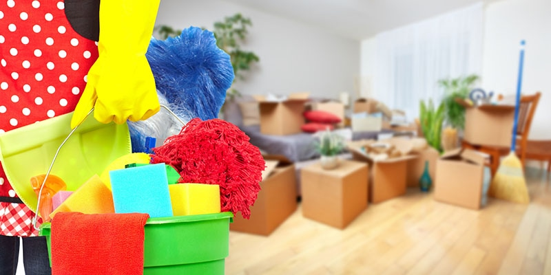 Benefits of Move Out Cleaning Services—Nidias Cleaning Services